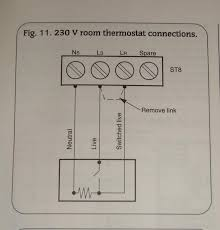 wiring diagram for central heating room thermostat wiring wiring diagram for central heating room thermostat wiring diagrams on wiring diagram for central heating room