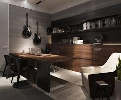 dark media room. Collect This Idea Dark Media Room - Ukrainian Bachelor Pad I