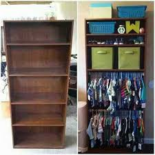 bookcase repurposed ideas woohome 7