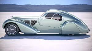 Bei internationalen schönheitswettbewerben für historische automobile wie beim pebble beach concours d'elegance in kalifornien gewannen die modelle in den vergangenen jahren mehrmals preise. Bugatti Type 57 Aerolithe 1935 3d Modell 159 Obj Max Lwo Fbx C4d 3ds Free3d