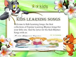 ppt kids rhymes s powerpoint