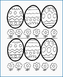 Easter Coloring Pages Good Free Printable Easter Egg Coloring Pages