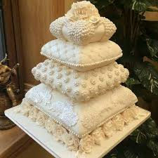 25 Beautiful Wedding Cake Ideas