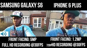 samsung galaxy s6 vs iphone 6 camera. samsung galaxy s6 vs iphone 6 camera