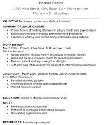 Free Medical Resume Templates Delectable Medical Resumes Templates Kappalab