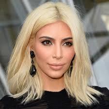 Resultado de imagen de imagen pelo decolorado famosos