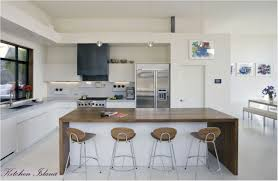 Kitchen Open Island Simple Cabinet For Apartment Adorable