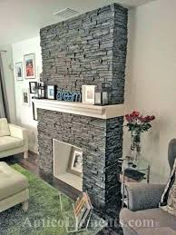 reface brick fireplace fireplace refacing stone stacked stone fireplace refacing brick fireplace with stacked stone reface