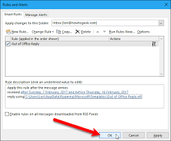 Office Com Templates How To Set Up An Out Of Office Reply In Outlook For Windows
