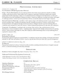Marketing Resume Objectives Examples throughout Marketing Manager Resume  Objective