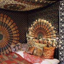 bold design ideas hanging wall tapestry elegant home accessory indian in boho traditional like follow crossword