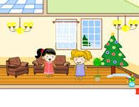 interior home decoration girl games