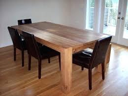 white oak dining table pedestal round white dining table and oak set chair white oak dining table nz