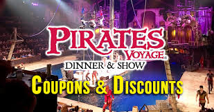 Pirates Voyage Coupons And Discounts Pirates Voyage Pigeon