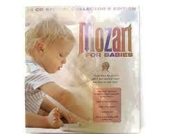 Mozart For Babies 12CD Boxset - Instrumental Music: Amazon.de: Musik