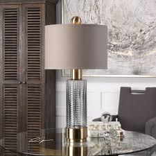 Uttermost Lighting Company Renato Table Lamp Uttermost
