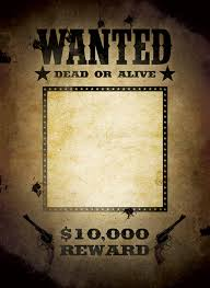 Wanted Poster Template 34 Free Printable Word Psd Illustration