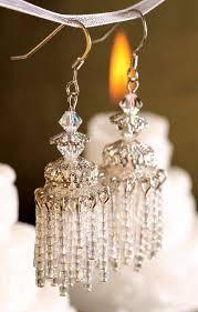 darlene chandelier earrings