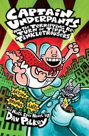 captain underpants and the terrifying return of tippy tinkletrousers amazon co uk dav pilkey 9781407133300 books