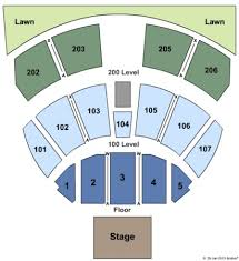 Austin360 Amphitheater Tickets In Austin Texas Seating