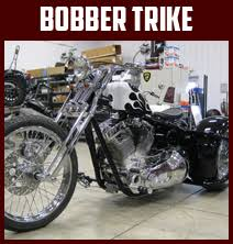 custom bobbers choppers trikes prostreet and old school