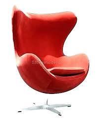 egg chair cushion outdoor modern garden swing replacement