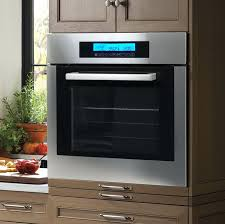 beautiful small wall oven self cleaning convection electric single wall oven small 24 electric wall oven