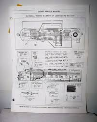 lionel service manual pictorial wiring diagram of toy train lionel service manual pictorial wiring diagram of toy train locomotive 2333 lionel