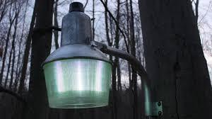 norelco 175 watt mercury vapor nema head area light