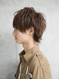 米重王道ウルフメンズ髪型 Lipps 吉祥寺mens Hairstyle メンズ