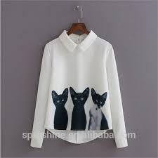 New <b>Women White</b> Chiffon Shirt Blouse Ladies <b>Elegant Sexy</b> Long ...