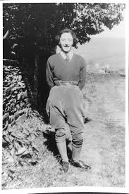 Photograph of Annie Hartley (Land Army) - Yorkshire Dales ...