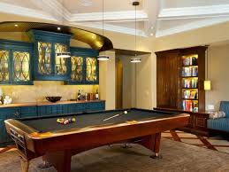 Wooden Games Room Traditional Game Room Design With Modern Wood Billiard Table And 16