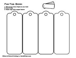 small book template free 35 lapbook booklet templates heart of wisdom homeschool blog