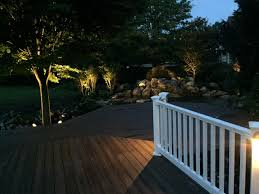 deck accent lighting. Deck Lighting Makes All The Difference! Accent