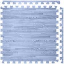 blue tradeshow flooring