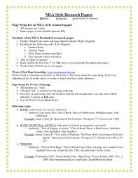 025 Ideas Collection Mla Format Sampleper With Coverge And Outline
