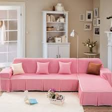 unikea pink sofa cover sectional sofa covers for l shaped sofa slipcover couch cover furniture protector