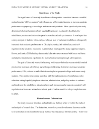 knepper dissertation impact of mindfulness method yes on student lea  24