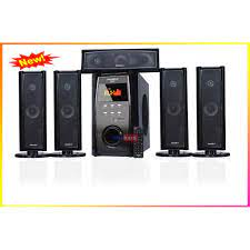 Loa vi tính vi tính SoundMax B70/5.1, loa Bluetooth, nghe nhạc hay, trong  trẻo