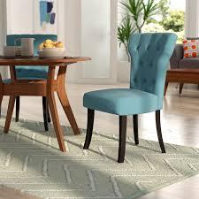 parsons dining chairs upholstered. Vangilder Parsons Upholstered Dining Chair Chairs