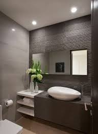 Modern Bathroom Design Pictures Fascinating Home Decorating Ideas Bathroom Flowers In The Modern Bathroom With
