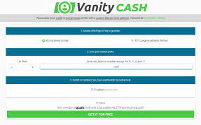 Vanitygen can search for exact prefixes or regular expression matches. Create A Custom Bch Address With Vanity Cash The Daily Tip Bitcoin News