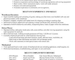 breakupus fascinating resume central gallaudet university breakupus glamorous resume sample warehouse worker driver enchanting need a resume guide and surprising personal