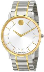 shop online for movado men s 0606689 movado tc stainless steel gold watches for men movado