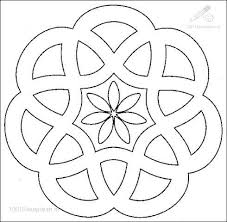 Kleurplaten Mandala Pasen