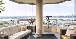 enclosed gl balconies