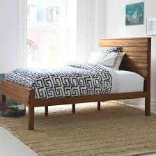 west elm bedroom furniture. Westelm Bedroom Stria Bed Honey West Elm Pertaining To Furniture Ideas