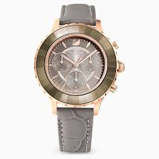 Crystal Watches Timeless Perfection Swarovski Com
