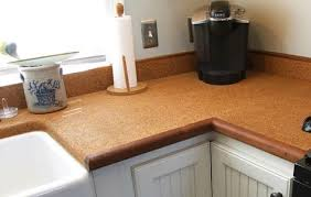 get creative with eco supply s suberra cork countertops